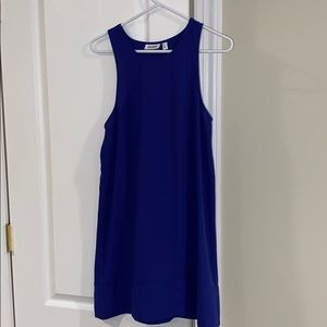 Blue dress, only worn once